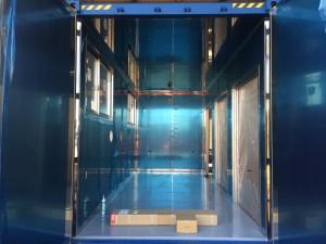 新造20ftハイキューブコンテナハウス工場設備7