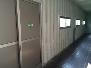 40ftハイキューブコンテナ事務所 愛知県201802