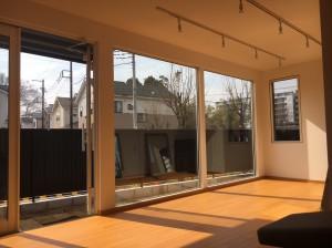 コンテナハウス 美容室 千葉県 内観2