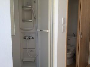 愛知県 コンテナハウス シャワー トイレ