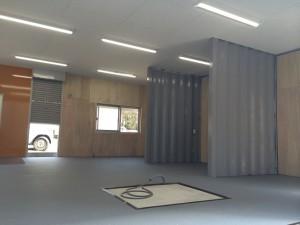 コンテナハウス工場 愛知県201804