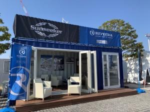 コンテナハウス20ft新造 イベントブース横浜201903