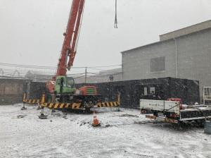 JIS建築用コンテナ 北九州市3 202101